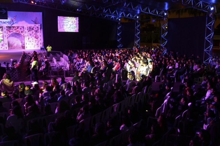 Sensacional Noche de la Moda en el 'Desfile de Primavera' de Plaza