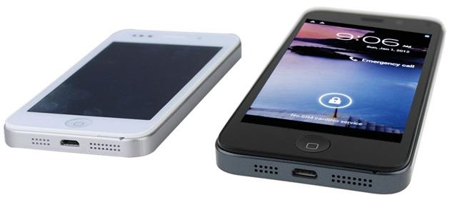 Iphone 5 Clon Chino Del M 243 Vil Ofrece Doble Ranura Para