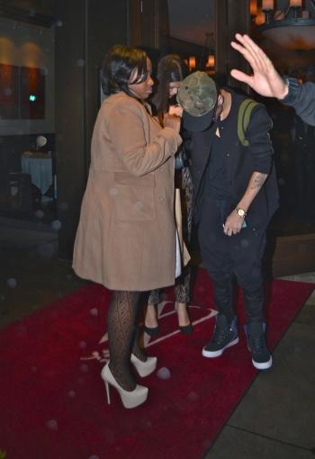 Justin Bieber y Selena Gómez disfrutaron de una nueva cita esta ...