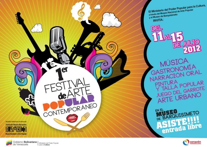 Tarjetas Invitación Festival Imagui