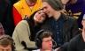 Vanessa Hudgens y Butler Austin asisten al partido de los Knicks [FOTOS]