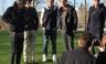 One Direction son captados filmando a orillas del río Támesis [FOTOS]
