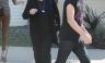 Harry Styles pasa la noche con Taylor Swift en su mansión de Hollywood Hills [FOTOS]