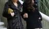 Vanessa Hudgens y Selena Gómez asistieron juntas a los Globos de Oro 2013 [FOTOS]