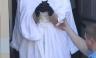 Demi Lovato fue captada en la filmación de su clip Heart Attack [FOTOS]