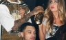 Rihanna y Chris Brown se divierten por separado [FOTOS]