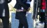 Shakira fue captada con su hijo en brazos paseando por Los Angeles