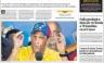 Las portadas de los diarios peruanos para hoy lunes 15 de abril