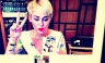 Miley Cyrus se refugia en la música [FOTOS]