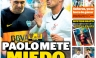 Conozca las portadas de los diarios deportivos para hoy miércoles 1 de mayo