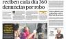 Las portadas de los diarios peruanos para hoy sábado 11 de mayo