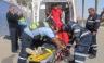 Serenos auxilian  hombre que cayó de Mirador en Barranco