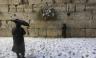 Nieve cubre Oriente Medio y le pega a Egipto por primera vez en el siglo [FOTOS]