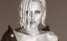 Una irreconocible Miley Cyrus se desnuda para la revista W [FOTOS]