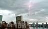 Tormenta tropical Arthur golpea la ciudad de Nueva York y se convierte en huracán [FOTOS]