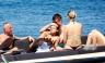 Zac Efron y Michelle Rodríguez captados besándose durante unas vacaciones en Italia [FOTOS]
