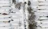 Nueva York: Buffalo queda enterrado por nueva ola de nieve [FOTOS]