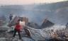 Chile: Incendio forestal destruye decenas de viviendas cerca de la ciudad portuaria de Valparaíso