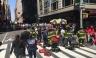 Caos en New York: Un automóvil atropelló al menos a 10 personas en Times Square