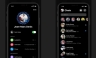 Facebook da el primer vistazo al próximo diseño del Modo Oscuro en iOS