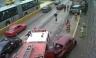 [FOTOS] Accidente vehicular en la Vía Expresa genera tráfico en Lima
