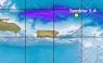 [Puerto Rico] Reinaldo Rios asocia recientes temblores seguidos a presencia de imagen de dinosaurio de Ness sacada de foto de Radar Meteorologico