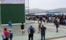 Cuatro nuevas canchas públicas de Paleta Frontón en Huacho
