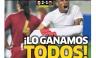 Conozca las portadas de los principales diarios deportivos para hoy sábado 8 de setiembre