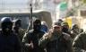 [FOTOS] Bolivia indefensa ante huelga de la policía