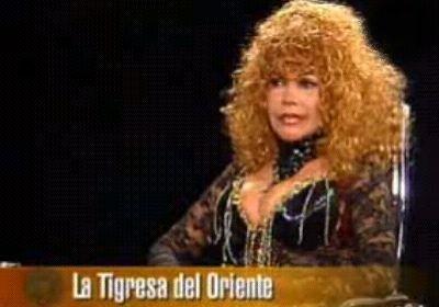 La Tigresa del Oriente fue elegida el personaje más 'figureti' de la farándula en el 2011