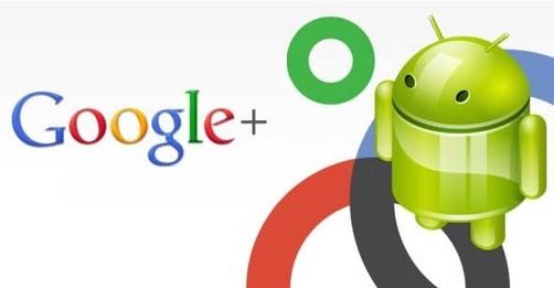 Google+ tiene nuevo diseño para Android