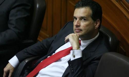 Omar Chehade dará sus descargos ante la Comisión de Ética este miérdoles