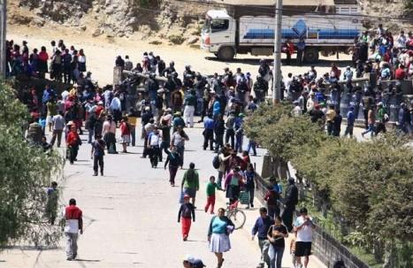 Andahuaylas y Chincheros dejan sin efecto reanudación de paro