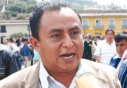 Protestas contra proyecto minero Conga se reinician en Cajamarca