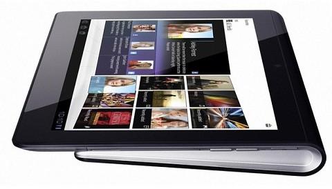 Tablet S de Sony baja su precio