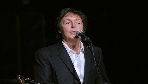 Paul McCartney tendrá estrella en el Paseo de la Fama