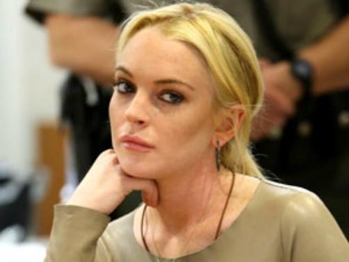 Lindsay Lohan vuelve a la corte
