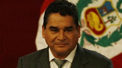 Congreso suspendió 120 días a congresista Eulogio Amado Romero