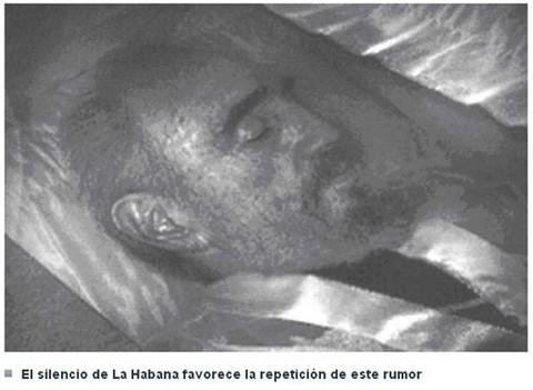 Twitter mata al lider cubano Fidel Castro