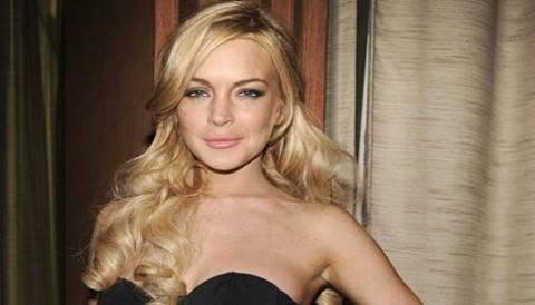 Estilo de Lindsay Lohan es elogiado por Diane Keaton