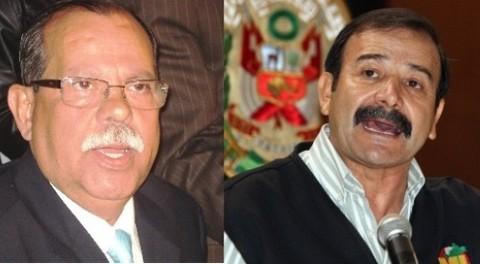 Exministros del interior debaten sobre la razia en la Policía