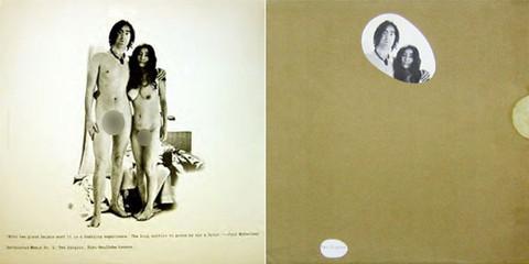 ¿Te acuerdas? El día en que John Lennon y Yoko Ono salieron desnudos en la portada de su disco