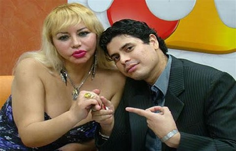 Susy Díaz a Andy V: 'Quiero retomar mi tranquilidad'