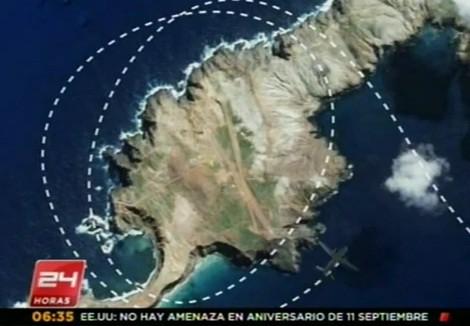 Video: Conozca cómo habría sido el accidente del avión chileno