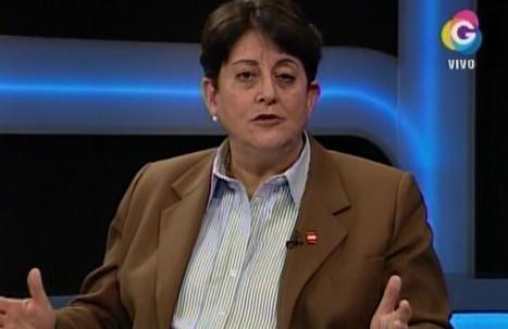 Lourdes Alcorta: Omar Chehade contamina al Gobierno