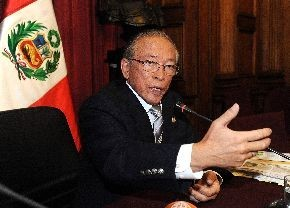 Humberto Lay niega haber adelantado opinión sobre caso Chehade