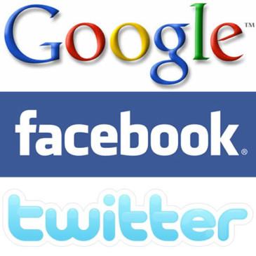 Google, Facebook y Twitter cerrarían por culpa de ley