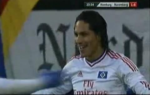 Bayer Múnich pierde la punta ante el Hamburgo de Guerrero