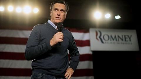 Romney vence en caucus de Washington