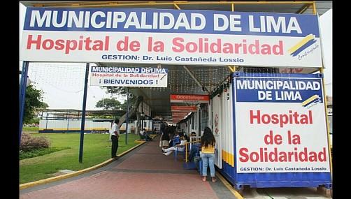 La mayoría de la población adulta mayor acude a Hospitales de la Solidaridad